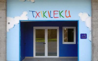 Txikileku – guardería. Habilitación del local comercial.